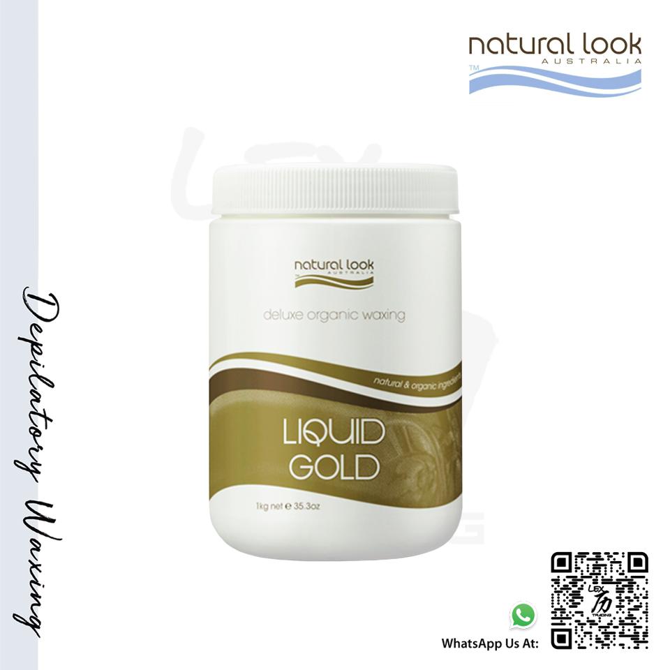 Liquid Gold Wax (Liquid/Cold Wax)
